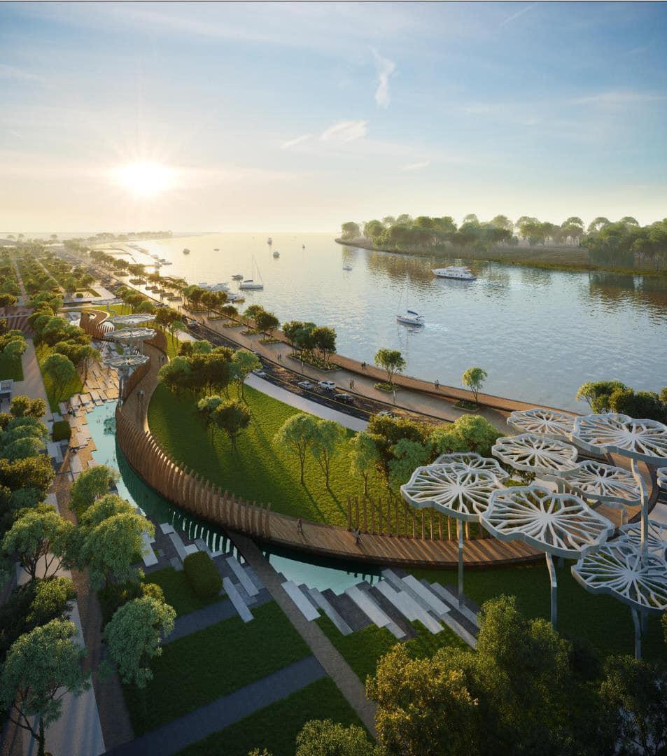 Tiện ích dự án Grand Marina Saigon